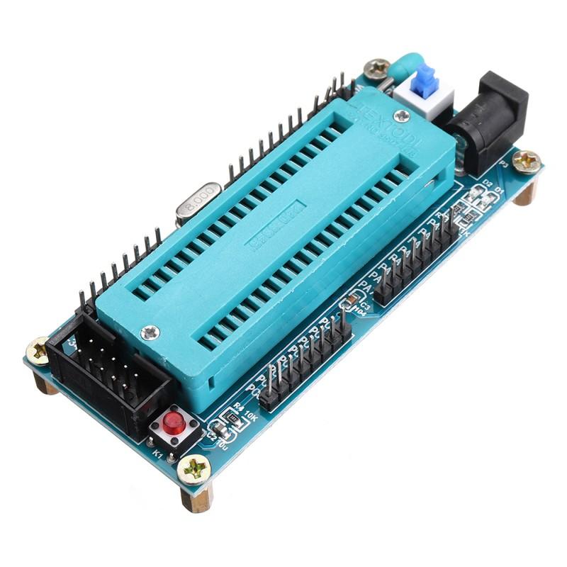 3pcs AVR MCU Minimum Learning System Development Board ATMEGA16A-PU/32A-PU Mega16 For Arduino